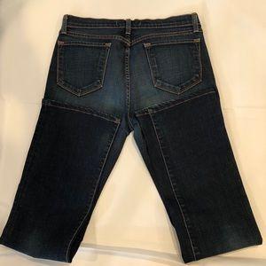 J Brand The Boot Leg Dark Vintage Jeans